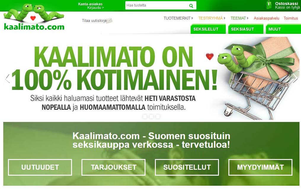 kaalimato.com kokemuksia yrityksestä