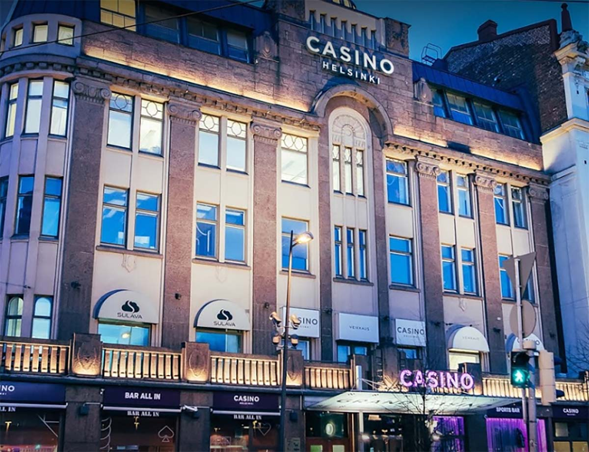 Casino Helsinki kokemuksia